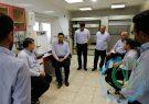 بازدید مدیرعامل شرکت آبان بسپار توسعه از بخش های مختلف مدیریت پشتیبانی فنی شرکت