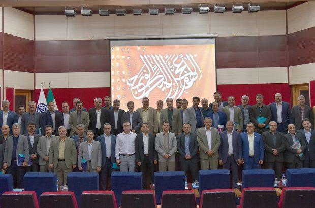 برگزاری اولین جلسه شورای اداری عام اداره کل تأمین اجتماعی استان خوزستان