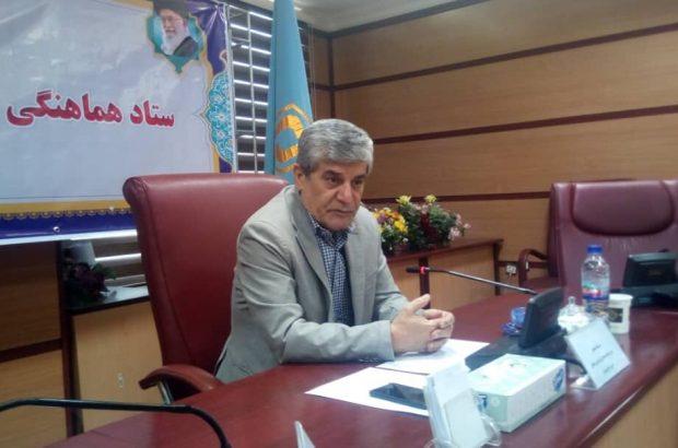 گرمای هوا روند بازسازی مناطق سیل زده خوزستان را کند کرده است
