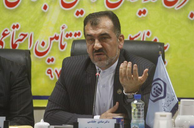 نسخه الکترونیکی در همه مراکز درمانی تامین اجتماعی خوزستان صادر میشود