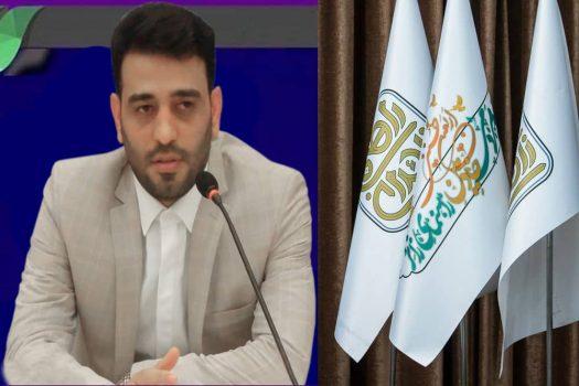 «محمد خطیب» مدیر کمیته اطلاع رسانی قرارگاه مرزی ستاد راهنمای زائر اربعین حسینی(ع) کشور شد