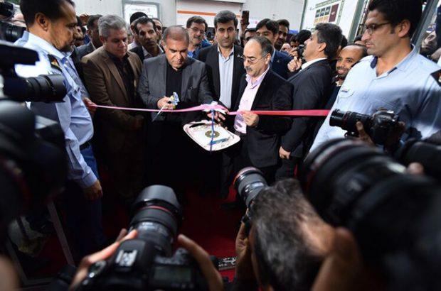 گزارش تصویری نخستین روز برگزاری نمایشگاه تجهیزات صنعت نفت خوزستان