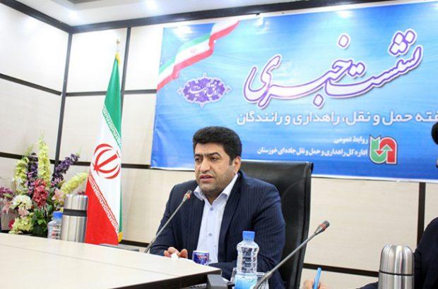 جابه جایی ۱۰ میلیون تن کالای اساسی از خوزستان