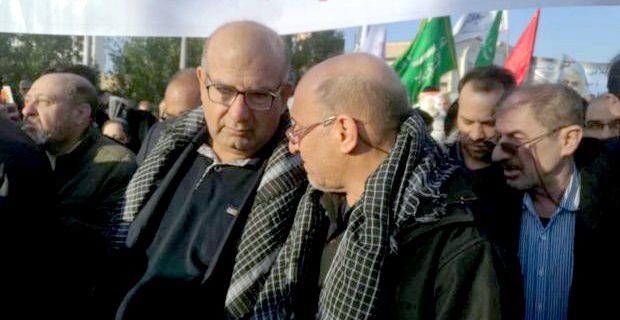 سردار سلیمانی پرچم دار جبهه ایثار و فداکاری بود
